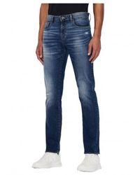 Armani Jeans Azul