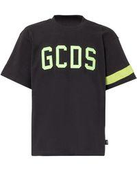 Gcds - T-Shirt With logo - Lyst