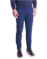 Re-hash Super Lightweight Mucha Trousers - Blauw