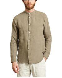 Sportmax Sunny Linen Shirt - Natur
