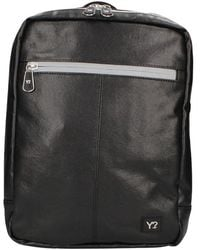 Y Not? 118f1 Backpack - Schwarz
