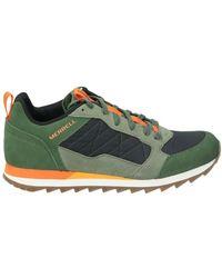 Merrell Zapatos - Grün