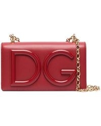 Dolce & Gabbana Phone Cover X - Rood