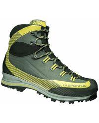 La Sportiva Trango shoes Leather - Grün