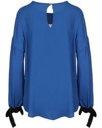 Beatrice B. Camicia Azul
