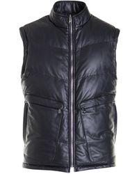 Corneliani Reversible vest - Schwarz