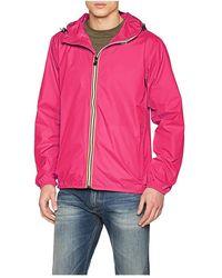 K-Way Coat - Roze