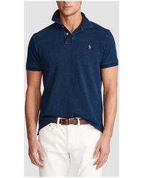 Polo Ralph Lauren - Polo Classic Fit Azul - Lyst