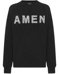 Amen Sweater - Noir