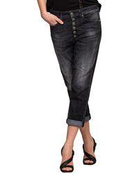 Dondup Koons Jeans - Zwart
