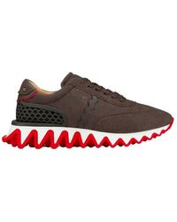 Christian Louboutin Loubishark Sneakers - Bruin