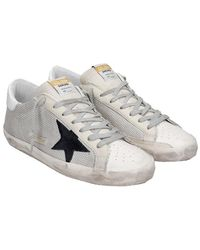 Golden Goose Deluxe Brand Superstar Sneakers - Naturel