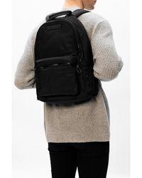 AllSaints Arena backpack Negro
