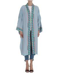Essentiel Antwerp Kimono - Blauw