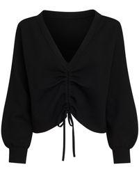 Alice + Olivia Sweater - Zwart