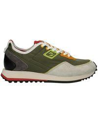 Replay Gms2m.000c0009tpe21 Sneakers Low Army Lt Or - Zwart