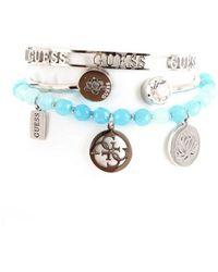 Guess Jubs70101jw Bracelet - Grijs