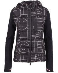 Moncler Down Jacket - Zwart