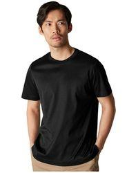 Eton T-shirt 100002356 18 - Noir