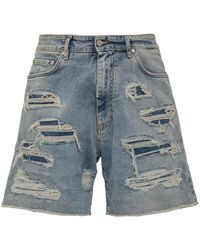 Represent Shorts - Blu
