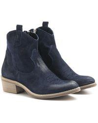 Keb Boots Azul