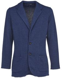 Lardini Jacket - Blauw