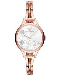 Emporio Armani Watch Ar11108 - Wit