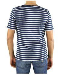 Saint James T-Shirt Azul