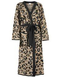 Lala Berlin Kimono Sweater Karnila - Zwart