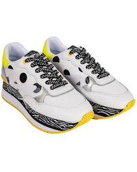 Manila Grace Flat shoes - Bianco