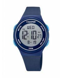 Calypso St. Barth Watch Ur - K5804_2 - Blauw