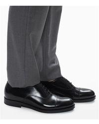 Giorgio Armani - Leather shoes - Lyst