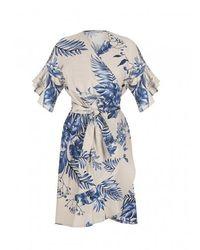 Rinascimento Dress - Blauw