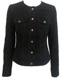 Onstage Suede Jacket - Zwart