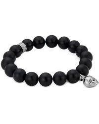 Northskull Bracelet - Negro