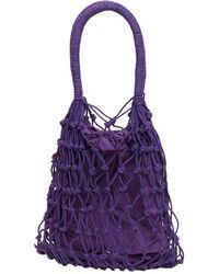 P.A.R.O.S.H. Bag - Violet
