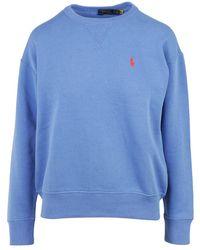 Vic Matié Sweater - Blauw