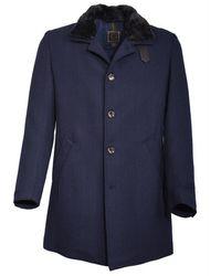 Gimo's Coat - Blauw
