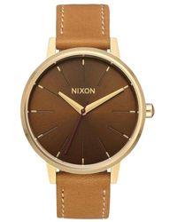 Nixon Watch A108-2804-00 - Marrone