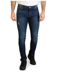 Armani Exchange Jeans 3gzj14_z1qdz - Blauw
