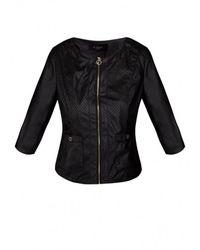 Monari Short Spring Jacket - Zwart