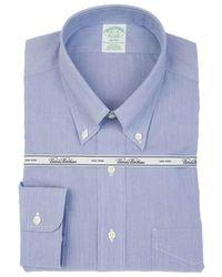 Brooks Brothers Camicia - Blauw
