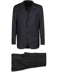 Lardini Suit - Zwart
