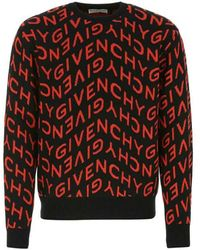 Givenchy Sweater - Rood