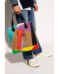 Lanvin Shopper bag Naranja