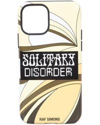 Raf Simons Iphone 11 Pro Disorder Cover - Geel