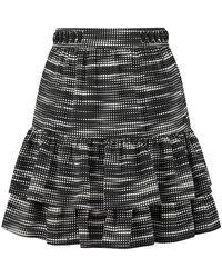 NIKKIE Sila Skirt - Zwart