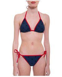 Fendi Bikini - Blauw