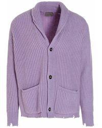 Laneus Sweater - Violet