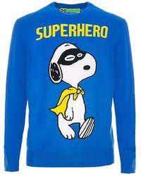 Mc2 Saint Barth Sweater Azul
